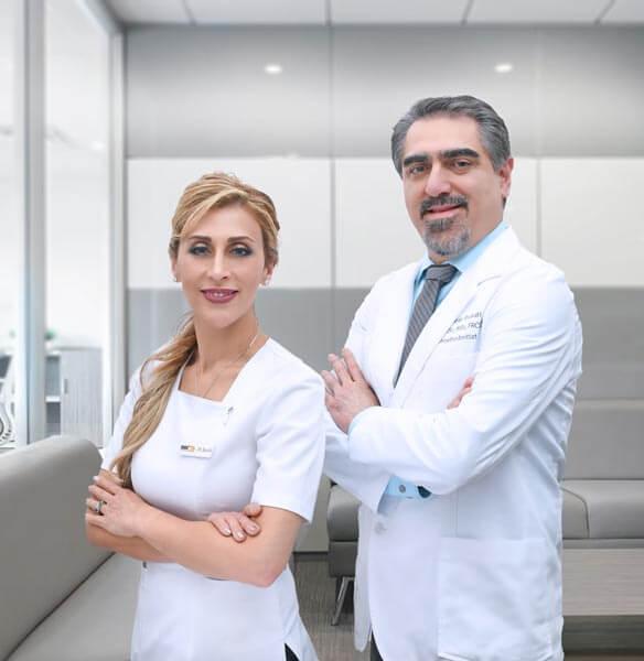 Dr Shokati Dr Saidi Dental Implants Center