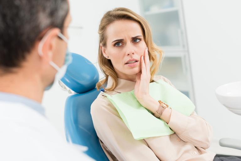 Traumatic dental injuries